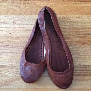 Frye Carson Ballet Flats 8.5
